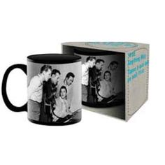 Sales Producers Inc. - NMR - Million Dollar Quartet Gift For Music Lover, Music Lovers, Pint Glass, Mugs, Tableware, Gifts, Presents, Dinnerware, Cups
