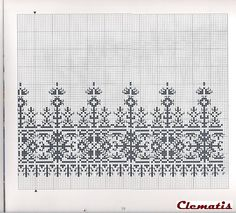 Can be used for knitting cros stitch etc. Blackwork Cross Stitch, Blackwork Embroidery, Folk Embroidery, Cross Stitch Borders, Cross Stitch Charts, Cross Stitch Designs, Cross Stitching, Cross Stitch Embroidery, Embroidery Patterns