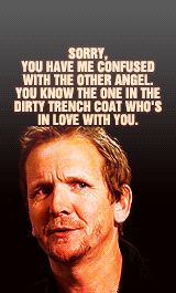Balthazar states what everyone else was thinking