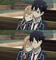 Sword Art Online, SAO, Kirito, Asuna
