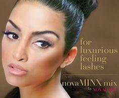 Eyelash Extensions by Novalash