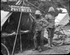 Post Office in Ladysmith during the siege. Baden Powell, Armed Conflict, The Siege, British Colonial, British Army, South Africa, 19th Century, Britain, Two By Two