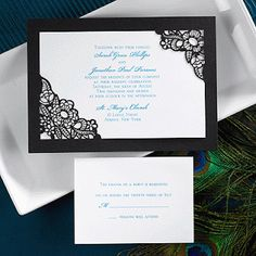 Occasions to Blog: 2012 Wedding Invitation Trend - Laser Cut Wedding Invitations