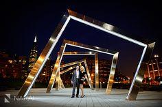 West Loop Urban Chicago Engagement Photos! Stephanie & Marek! | Chicago Destination Wedding Photographer - Nakai Photography Blog