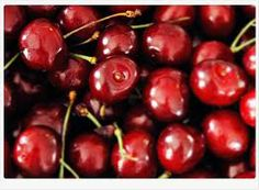 Tart cherries have been shown to benefit heart health as well as body weight! #fatloss