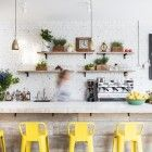 Horn Please: A Playful Indian Canteen in Melbourne: Remodelista
