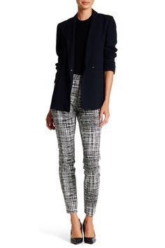 Side Zip Ponte Pant by Amanda & Chelsea on @nordstrom_rack