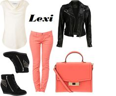 Lexi, an outfit for a friend.