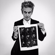 To be honest, if any episode of Doctor Who comes on, I'll sit and watch it to the end. My wife thinks I'm really sad—I play Doctor Who. But there's so many episodes I love. Peter interviewed on Space talking about his love of watching Doctor Who