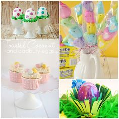 easter crafting | ... Easter cupcakes from I {heart} Nap Time | Easter Egg Cup Holder from
