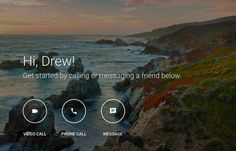 Google Hangouts Gets Its Own Site, Just Like Facebook Messenger   TechCrunch