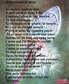 1234638_10152228904167571_110140804_n[1] Bff, Best Fiends, Best Friend Drawings, French Expressions, French Quotes, Some Quotes, Best Friends Forever, Life Inspiration, Positive Affirmations