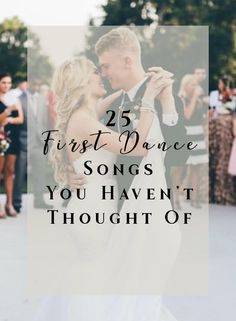 """Wedding Playlists 25 First Dance Songs You Haven't Thought Of """"One Man Band"""" – Old Dominion """"No One' Slow Dance Songs, Classic First Dance Songs, Father Daughter Dance Songs, First Dance Wedding Songs, First Dance Lyrics, Marriage Dance Songs, Unique Wedding Songs, Country Wedding Songs, Country Love Songs"""