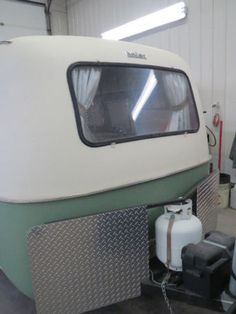 I like the front rock guard. 13' Boler | travel trailers, campers | Calgary | Kijiji