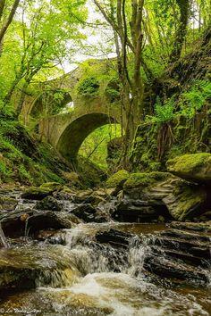 Cragimin Bridge in Moray