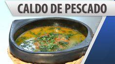 Receta de Caldo de Pescado / Recetas de Comidas / Tu Cocina