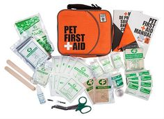 """""""Pet First Aid Kit"""""""