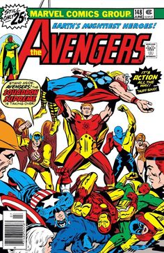 The Avengers #148 - 20,000 Leagues Under Justice!