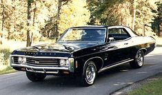 Classic Cars – Old Classic Cars Gallery 1969 Chevy Impala, Chevrolet Impala, Chevy Classic, Classic Cars, My Dream Car, Dream Cars, Vintage Cars, Antique Cars, Chevrolet Ss
