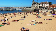 Cascais Beach Portugal Tourism, Watch Sale, Cool Watches, Dolores Park, Around The Worlds, Museum, Luxury, Beach, Travel