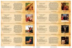 The Call for the Next 40 Days: To the Nations & People of The Cross