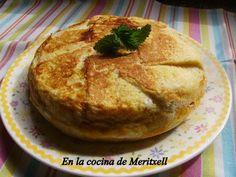 Sandwichón de jamón y queso. Ver receta: http://www.mis-recetas.org/recetas/show/76361-sandwichon-de-jamon-y-queso