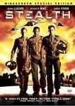 Stealth (DVD, 2005, 2-Disc Set, Widescreen)