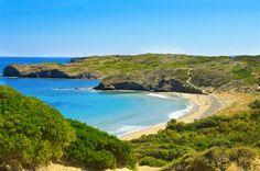 Cala Tortuga, Minorque (îles Baléares - Espagne)