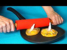 Úžasné kulinářské triky - 13 vynikajících triků do kuchyně!| Perfektní - YouTube Plastic Cutting Board, Cooking, Kitchen, Youtube, Food, Recipes, Home, Fine Dining, Syrup