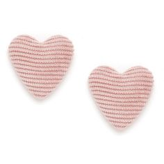 SheIn(sheinside) Heart Stud Earrings (€2,44) ❤ liked on Polyvore featuring jewelry, earrings, pink jewelry, studded jewelry, earring jewelry, heart shaped earrings and heart-shaped jewelry