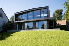 neubau haus in moderner architektur zum festpreis konzept moderne architektur und neubau. Black Bedroom Furniture Sets. Home Design Ideas