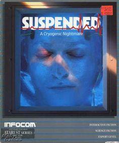 Atari ST Games - Suspended