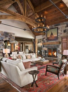 Get Cozy With Cabin Style Decorating
