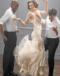 The Dress Suit Style 1920s Glamour Somethingborrowed Gatsby Wedding