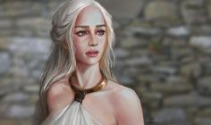 Daenerys by Junica-Hots on DeviantArt