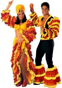 little stars...ruffle cardigans and maracas. to match samba dancers