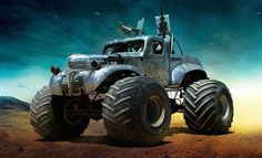 Four New International TV Spots for Mad Max: Fury Road, Plus Pictures of All the Vehicles