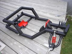 Gas power wheels jeep - DIY Go Kart Forum - Gas power wheels jeep – DIY Go Kart Forum Best Picture For Jeeps pictures For Your Taste You ar - Build A Go Kart, Diy Go Kart, Mini Jeep, Mini Bike, Power Wheels Jeep, Homemade Go Kart, Go Kart Plans, Go Kart Frame Plans, Go Kart Buggy