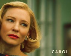 Review: Blanchett's performance was extraordinary, Carol is further proof of the Australian actress's range and talent; her brittle, slightly arrogant, perfectly presented, slightly predatory upper-class woman is a portrayal of absolute conviction in contrast to Mara's sweet, dimpled innocence — an innocence that gradually changes as desire takes hold.