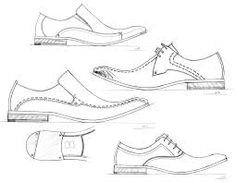 how to draw a men's shoes - Google Search