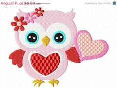 36 Best Valentines Day Owls 3 Images On Pinterest Owl