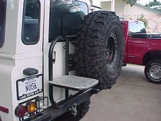 undefined Land Rover Overland, Monster Trucks, Vehicles, Car, Vehicle, Tools