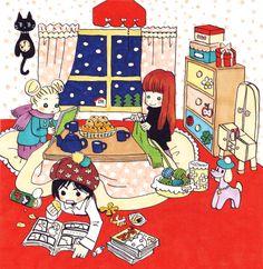 Chika Umino - Honey and Clover