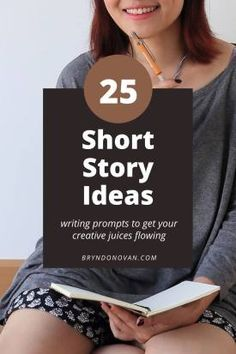 Get your creative juices flowing with these fiction ideas from the writing prompt queen, Bryn Donovan! You may also find ideas for a secondary plot for a novel or screenplay. Each idea is versatile enough to make your story completely unique! #writing tips #writing ideas #write a book #creative writing #teaching #lessons Short Story Writing Tips, Short Story Prompts, Best Short Stories, Long Stories, Writing Prompts For Writers, Fiction Writing, Writing Inspiration, Writing Ideas, Creative Writing