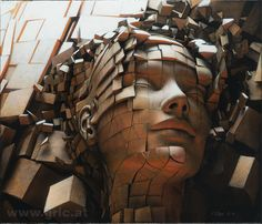 PETER GRIC | Dissolution of Ego V