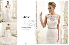 RK Bridal - ADK by Eddy K Bridal Fall 2015 Style 77967