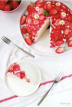 Erdbeer Kuppeltorte 5