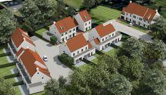 ZICHTDICHT, EEN ANDERE KIJK OP UW TUIN. Een ware metamorfose is nu binnen handbereik: design dubbelstaafmat hekwerk als tuinafscheiding voor uw woning. Individueel, samen met de buren of voor de hele straat. Voor optimale privacy in de (achter)tuin, heeft u met paparazzi-hekwerk een perfecte oplossing. #Domestic Makelaars - #Kasterlee #Akkerhof