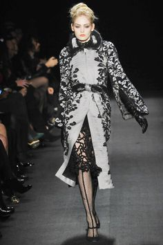 Zac Posen - Fall Winter 2009/2010 Ready-To-Wear - Shows - Vogue.it