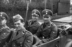 SD personnel in Poland